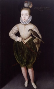 James VI of Scotland and I of England as a boy (Source: Wikipedia)