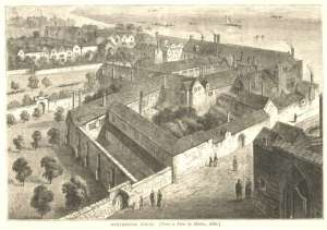 Winchester_Palace,_Southwark_by_Wenceslas_Hollar,_1660