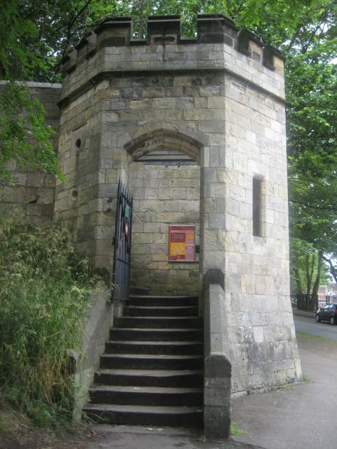 The Gatehouse to Baile Hill