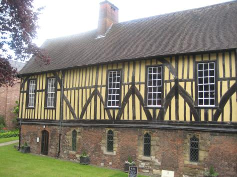 The Merchant Adventurer's Hall