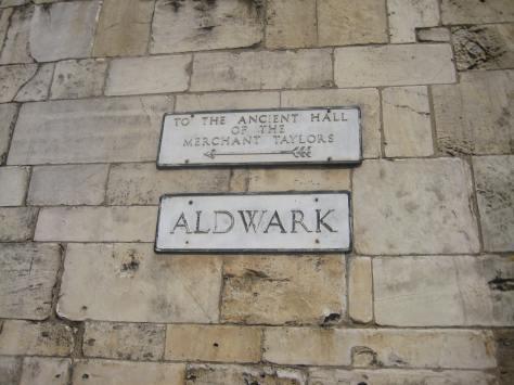 Aldwark