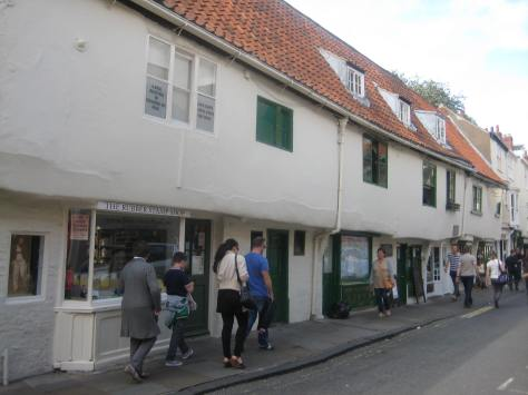 Our Lady's Row