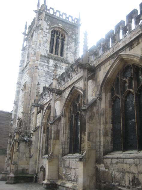 St Martin-le-Grand
