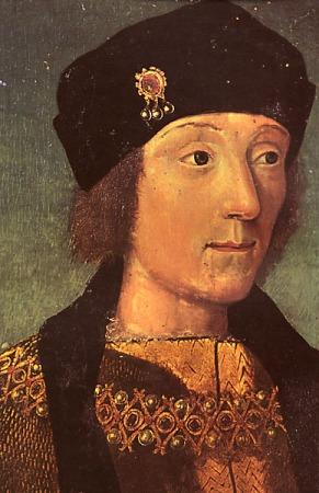 Henry Tudor c.1470-c.1480
