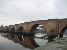 The Old Bridge at Berwick-upon-Tweed
