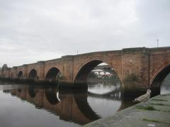 The Old Bridge at Berwick-upon-Tweed