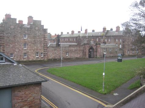The Barracks at Berwick