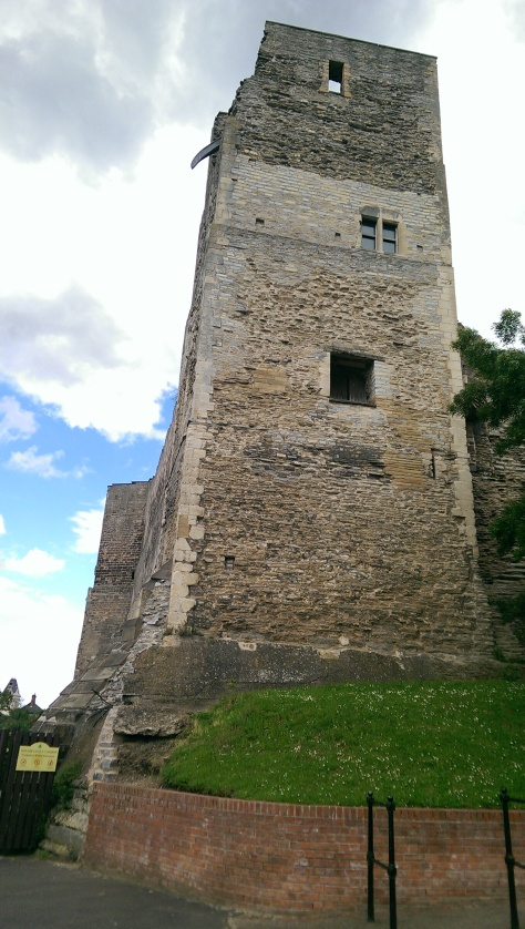 The South Western Tower